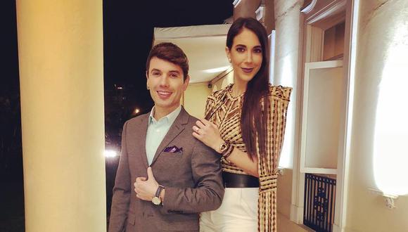 Bruno Pinasco sorprende con fotografía del recuerdo junto a su hermana Chiara. (Foto: Instagram)