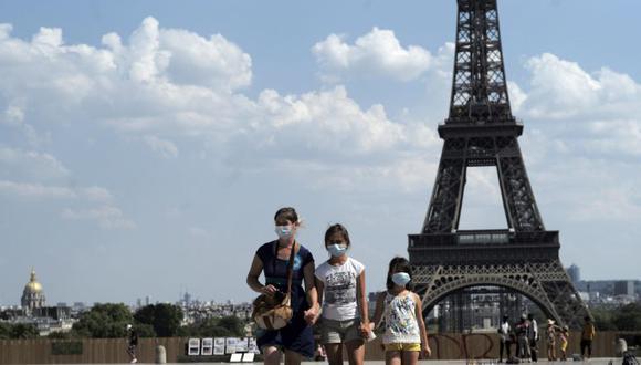 Coronavirus en Francia | Últimas noticias | Último minuto: reporte de infectados y muertos hoy, domingo 23 de agosto del 2020 | Covid-19 | (Foto: EFE / EPA / Julien de Rosa).