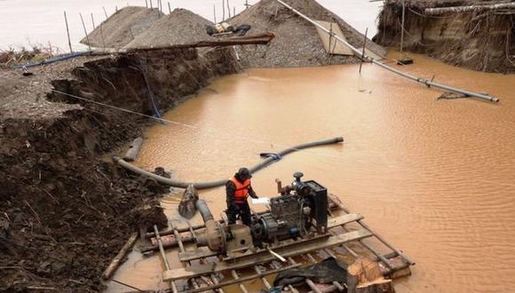 Roy Junior Grandez Suárez fue hallado culpable del delito de minería ilegal agravada. (Foto: Andina)
