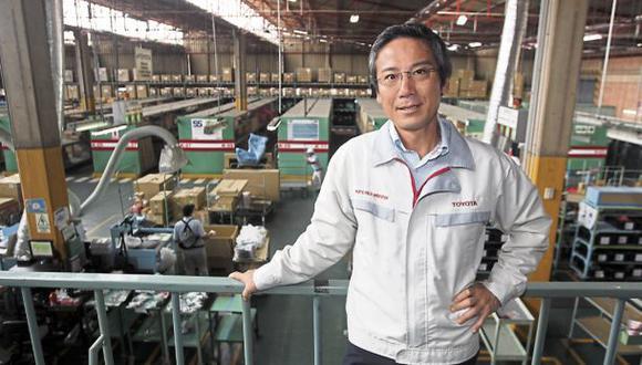 Grupo Toyota prevé vender más de 32.000 vehículos en el Perú