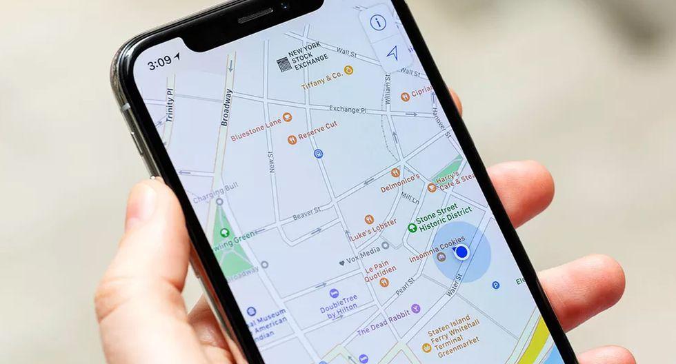 Google Maps guiará a personas con discapacidad visual. (Foto: AFP)