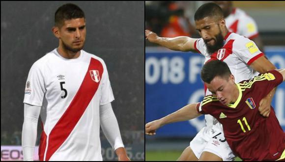 Selección: Zambrano y Ballón bajas ante Uruguay por suspensión