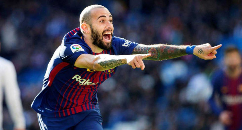 Aleix Vidal, transferido al Alavés. (Foto: AFP)
