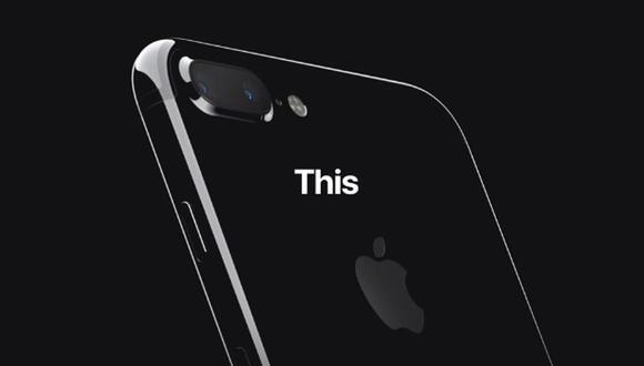 Mira la presentación del iPhone 7 en tan solo 107 segundos