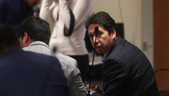 José Miguel Castro es investigado por los presuntos delitos de asociación ilícita para delinquir, cohecho pasivo propio y lavado de activos. (Foto: GEC)