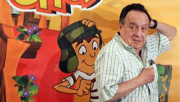 """""""Chespirito"""" dejaría de ser emitido en todo el mundo, según el hijo de Roberto Gómez Bolaños. (Foto: AFP/Luis Acosta)"""