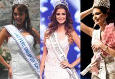 Miss Universo: el antes y ahora de las últimas 11 candidatas que representaron al Perú en el certamen internacional