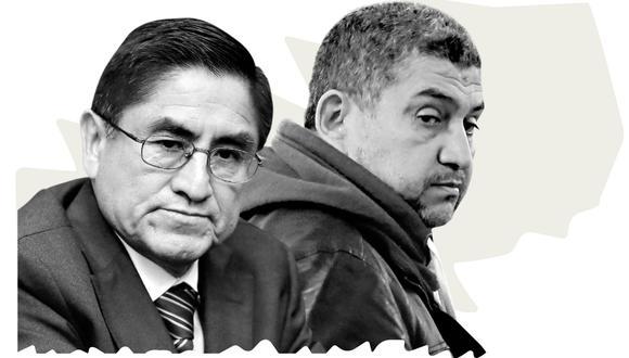 Walter Ríos fue presidente de la Corte Superior de Justicia del Callao entre enero del 2017 y julio del 2018, el mismo tiempo en el que César Hinostroza se desempeñaba en la Corte Suprema. (El Comercio)