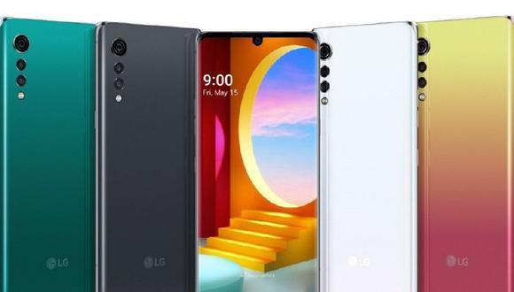 LG Velvet: mira todo lo que trae la caja del móvil en este unboxing