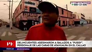 Callao: fallece Pussy, coordinador y promotor de las caras de Atahualpa