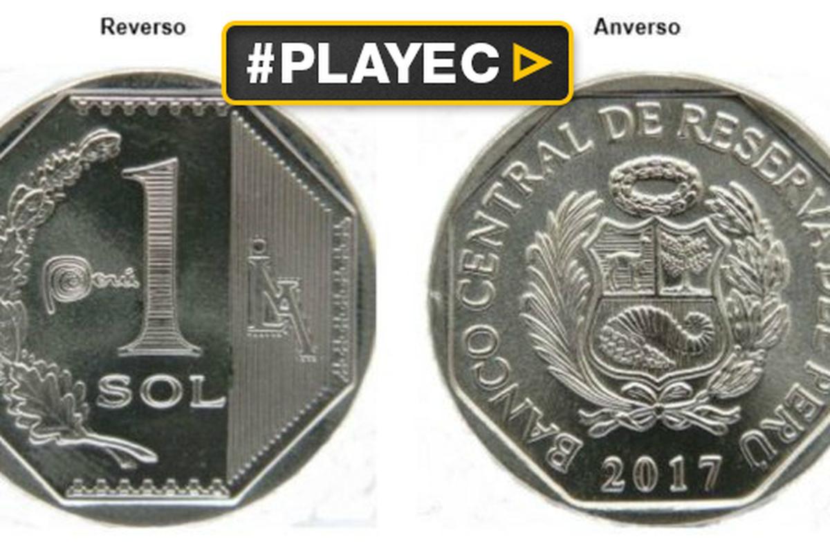 Bcr Cómo Se Hacen Las Monedas De Un Sol Video Economia El Comercio Perú
