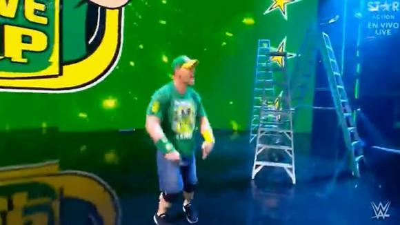 John Cena returns to WWE | Source: Star Action