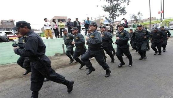 La policía que solo disparó dos veces, por Pedro Ortiz Bisso