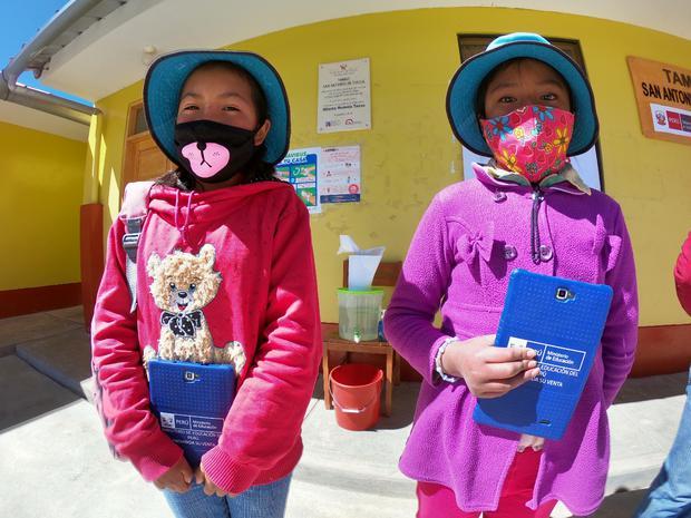 El gerente regional de Educación de Arequipa considera que la educación a distancia va a formar parte de la educación regular. (Foto: Minedu)