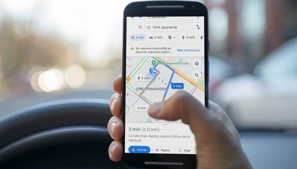 Google Maps te ayudará a llegar a tu local de votación para las Elecciones 2021. (Foto: Mag)