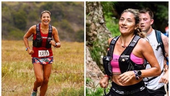 Francisca Gonzáles tiene 54 años y 6 nietos y se dedica a correr ultra trail por las montañas. (Foto: Instagram)