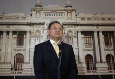 Edgar Alarcón: Comisión Permanente verá recién el 1 de marzo denuncia contra legislador