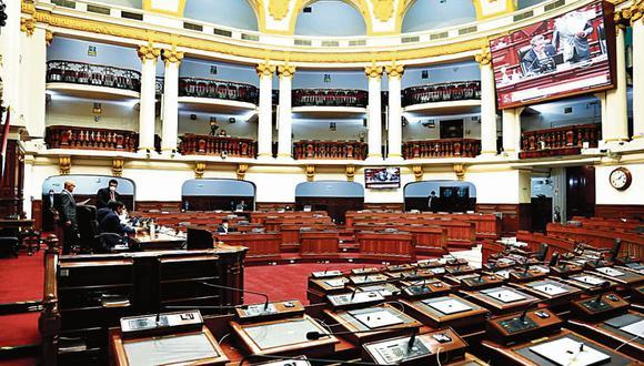 Congreso aprobó impedimento para que postulen sentenciados en primera instancia por delitos dolosos.