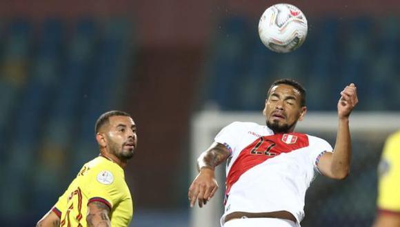 Alexander Callens está listo para volver a ser titular en la selección peruana. (Foto: Jesús Saucedo / GEC)