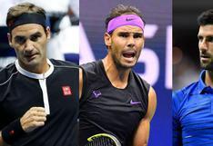 Djokovic reveló detalles del grupo de WhatsApp que comparte con Nadal y Federer