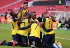 Ecuador derrotó 4-2 a Uruguay en Quito por la fecha 2 de las Eliminatorias Qatar 2022