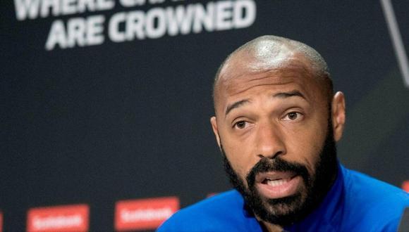 Thierry Henry se confiesa seguidor de Bielsa (Foto: AFP)