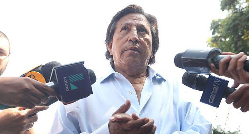 Alejandro Toledo: fiscalía embargaría hoy su casa de Punta Sal