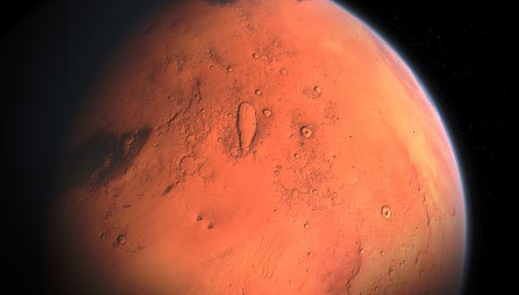 Muchos países tienen planes para explorar Marte. (Referencial - Pixabay)