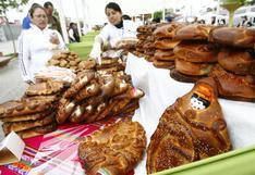 Degustación de panes del Perú este fin de semana en San Borja