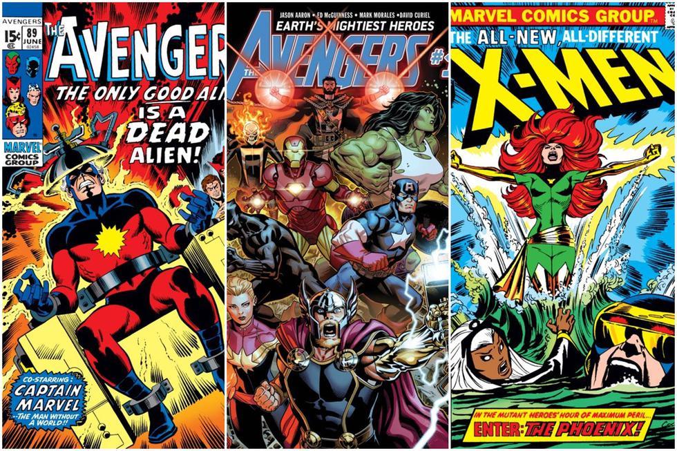 La editorial de cómics estadounidense, propiedad de Disney, ha presentado algunos de sus sagas más exitosas gratuitamente. (Fuente: Marvel)