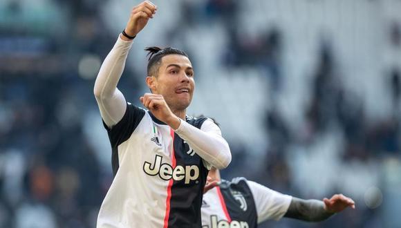 Cristiano Ronaldo, futbolista de la Juventus. (Foto: AP)