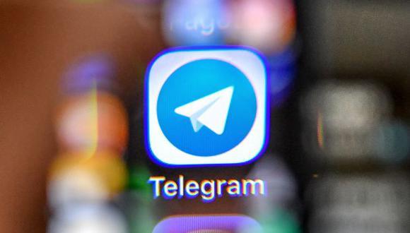 Sobre ser una aplicación de origen ruso, Dúrov precisa Telegram que no tiene servidores ni oficinas en Rusia y que de hecho estuvo bloqueado allí desde 2018 hasta 2020. (Foto: AFP)