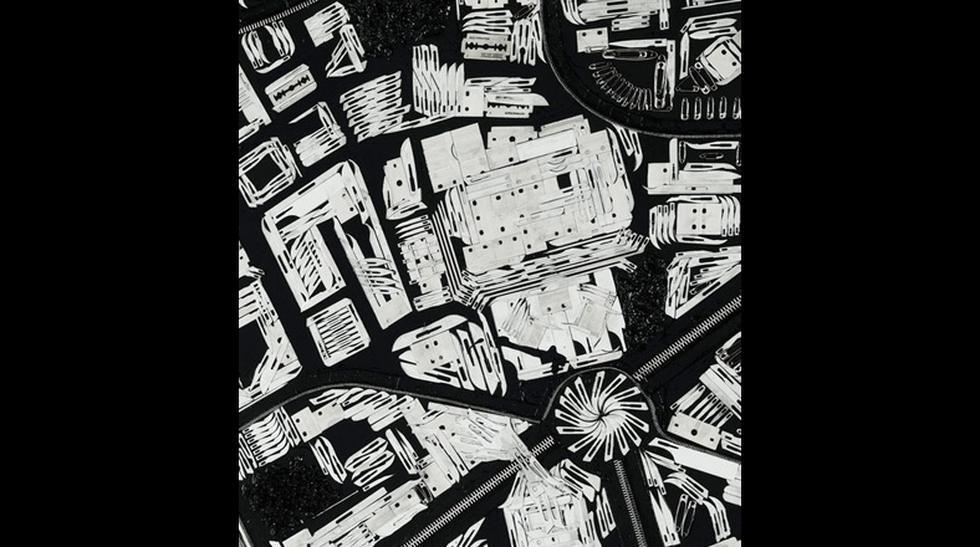 ¿Foto aérea? Estos paisajes urbanos están hechos con cuchillas - 4