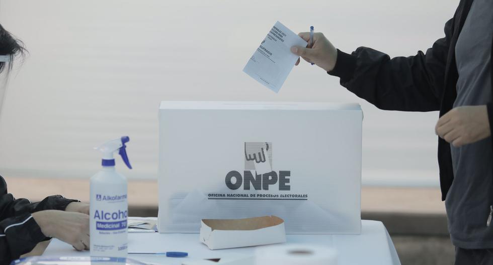 """""""La única autoridad competente en el Perú para decidir dejar sin efecto el proceso electoral es el JNE"""", explican abogados constitucionalistas. (Foto: GEC)"""