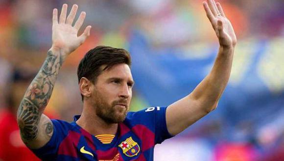 Lionel Messi actualmente es agente libre tras culminar su vínculo con el FC Barcelona. (Foto: Getty Images)