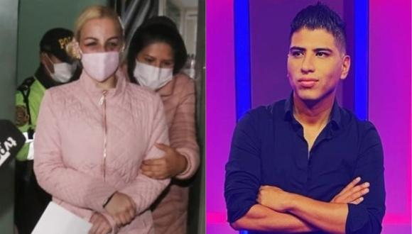Dalia Durán revela cómo reaccionó su familia tras conocer que fue agredida por John Kelvin.  Foto: César Grados-@photo.gec/@johnkelvinoficial)