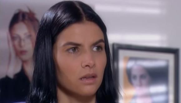 """Marcela Valencia era accionista de Ecomoda y prometida de Armando Mendoza en """"Betty, la fea"""" (Foto: RCN)"""