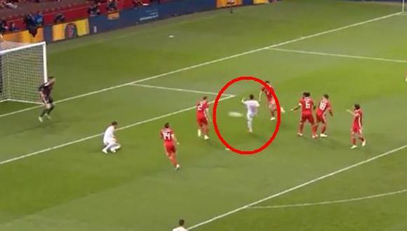 España vs. Gales: Paco Alcácer y la exquisita definión para el 3-0 en amistoso FIFA  VIDEO. (Foto: Captura de pantalla)