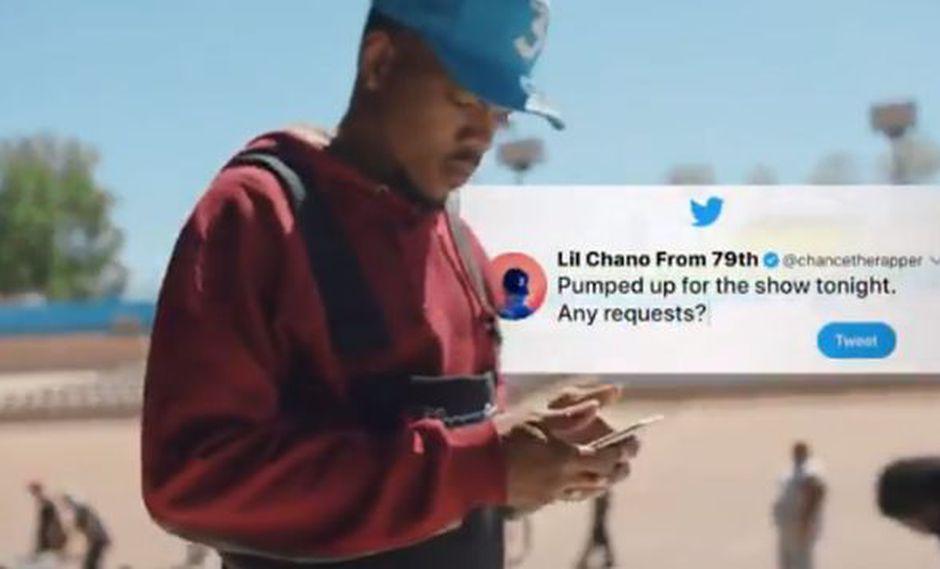 El spot de 60 segundos muestra una imagen renovada de Twitter. (Foto: Twitter)