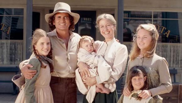 """Tras la cancelación de """"La familia Ingalls"""", el pueblo de Walnut Grove fue destruido por completo (Foto: NBC)"""