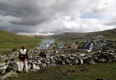 Las Bambas: comuneros permanecen en predio de minera tras enfrentamiento con policías el último sábado
