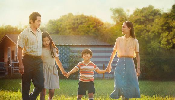"""""""Minari"""" (2020) cuenta la historia de una familia de inmigrantes coreanos que buscan que se mudan a Arkansas en busca del sueño estadounidense. (Foto: A24)"""