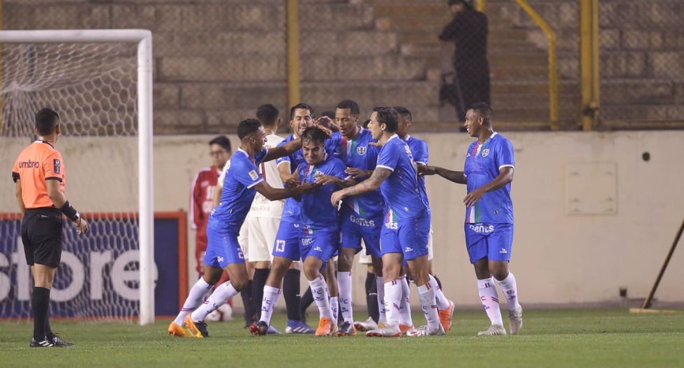 Universitario vs. Unión Comercio: mira las mejores postales del partido en el Estadio Monumental.   Foto: Jesús Saucedo/GEC