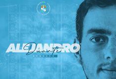 Sporting Cristal oficializó el fichaje de Alejandro Duarte, su nuevo portero