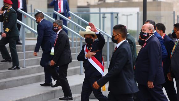 Pedro Castillo oficializará a su Gabinete Ministerial esta semana. (Foto: GEC)