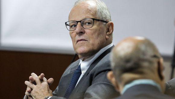 PPK y varios ex ministros de la gestión de Alejandro Toledo (2001-2006) son investigados por el Caso IIRSA Sur. (Foto: GEC)