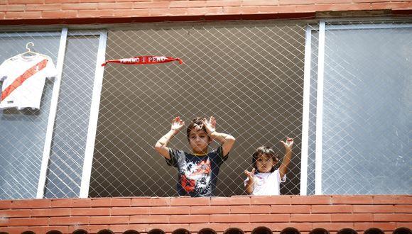 Los especialistas recomiendan ofrecer a los niños un buen clima familiar. (Foto: Hugo Curotto/GEC)