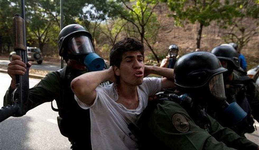 Para más de la mitad de venezolanos se han violado los DD.HH. - 1
