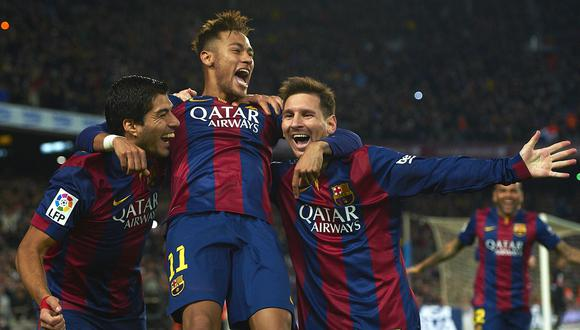 Messi habría llamado a Neymar para tratar de convencerlo de ir al City, según ESPN | Foto: AP