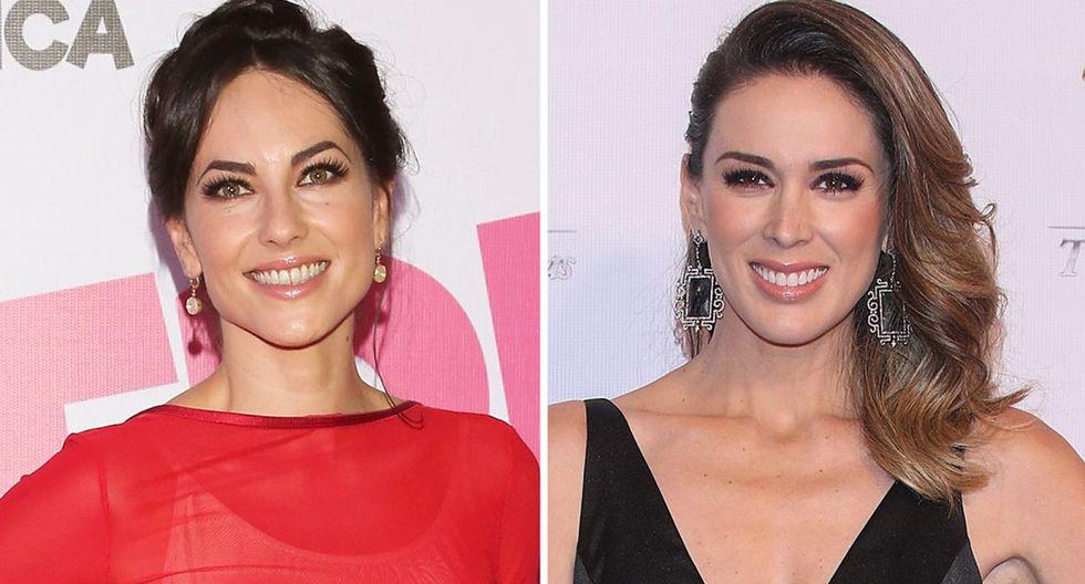 En la telenovela, Rubí se hace amiga de Maribel por interés y la traiciona al interponerse en su relación (Foto: Telemundo)